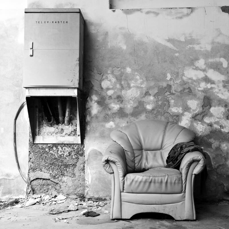 still life photography chair