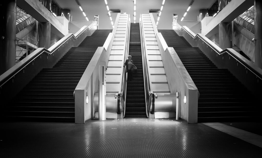 M. Accarino - stairs symmetry