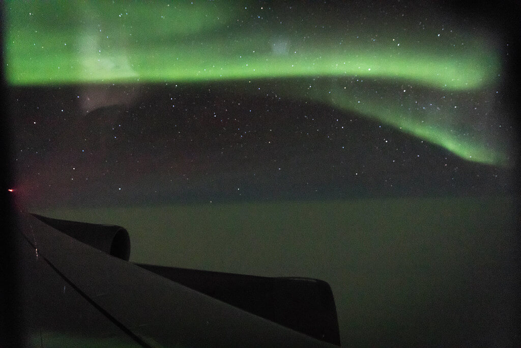 Markus Trienke - Northern lights over Greenland