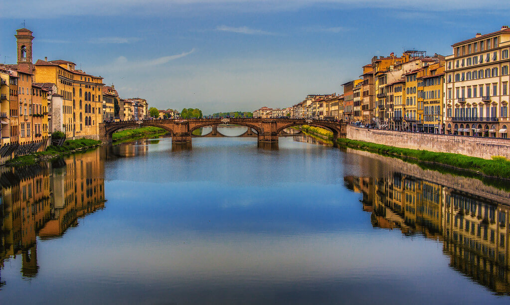 Ray in Manila - The Arno in Florence